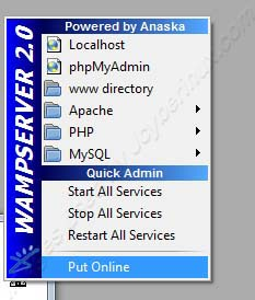 How to Access WAMP Server from other Computer in LAN Network or Workgroup by Jcyberinux