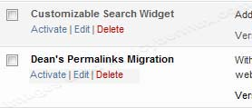 Dean's Permalink Migration for WordPress Plugin