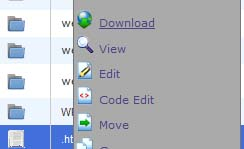 Backup WordPress database and files