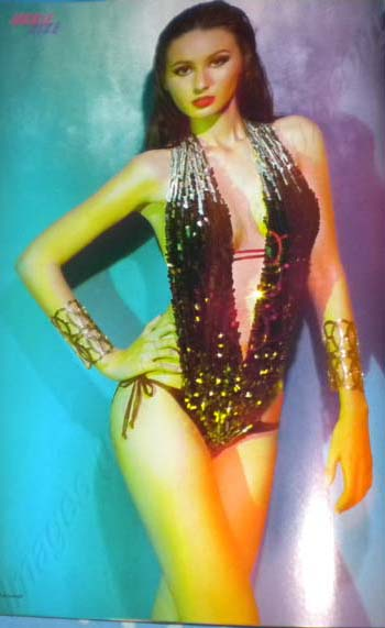 Jackie Rice FHM July 2012 Cover Issue Philippines Edition