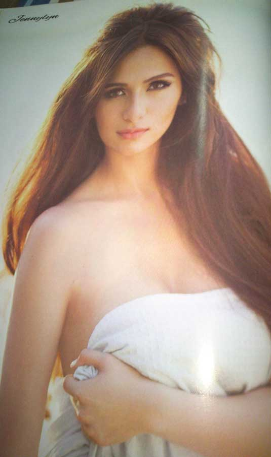 Jennylyn Mercado FHM June 2013 Cover Issue Philippines Edition