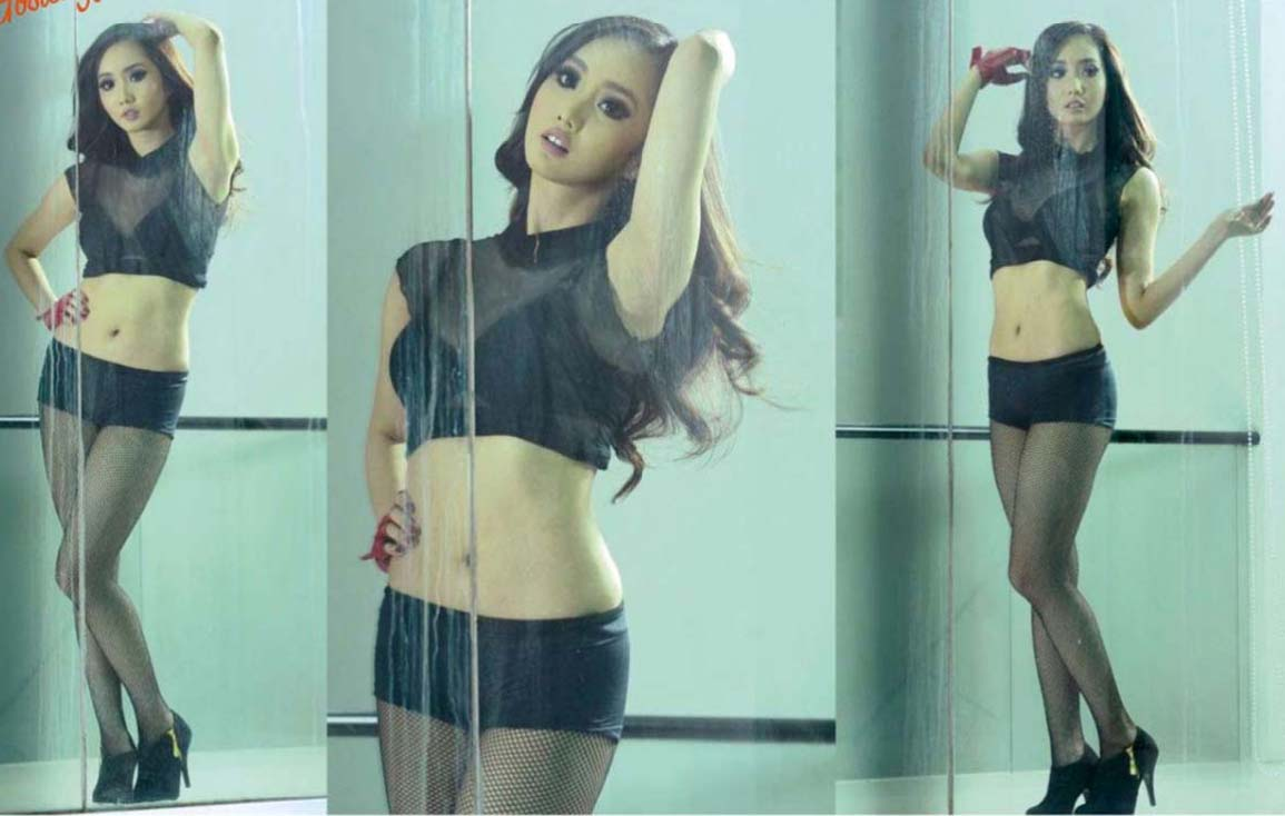 Alodia Gosiengfiao FHM July 2013 Cover Issue Philippines Edition