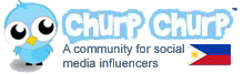 ChurpChurp a community for social media influencers