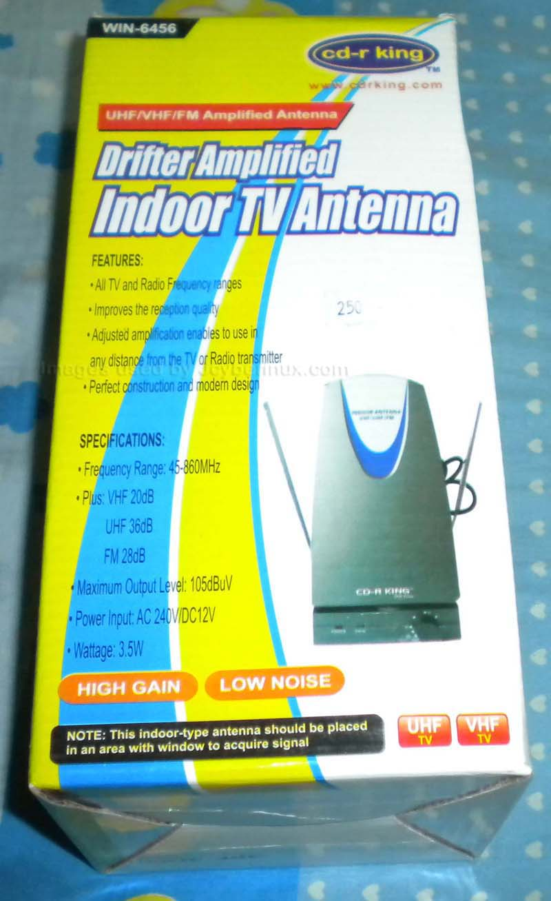 cd r king affordable external tv box and antenna jcyberinux. Black Bedroom Furniture Sets. Home Design Ideas