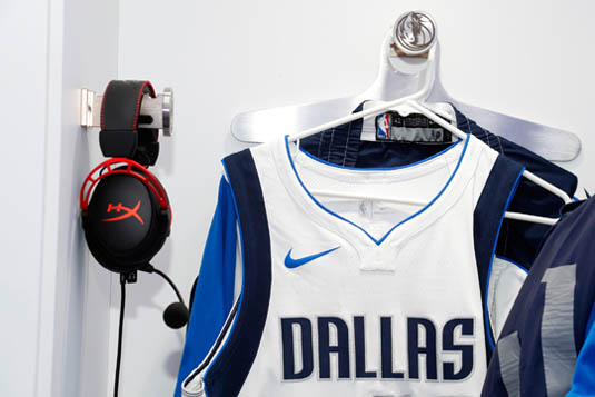 HyperX, Dallas Mavericks