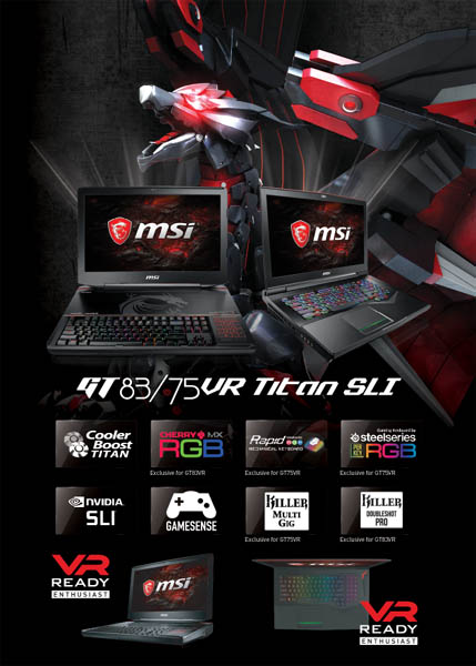 MSI Notebook