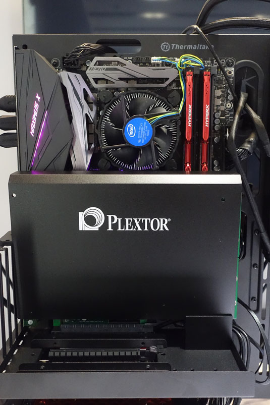 Plextor Computex Taipei 2018