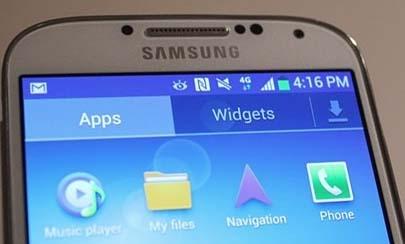 Samsung Galaxy S4 I9500 by Jcyberinux
