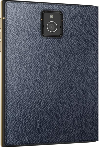 BlackBerry Passport Black and Gold Limited Edition