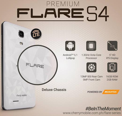 Cherry Mobile Flare S4