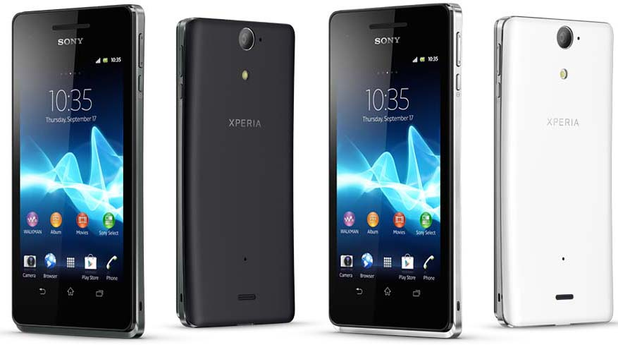 Sony Xperia V by Jcyberinux