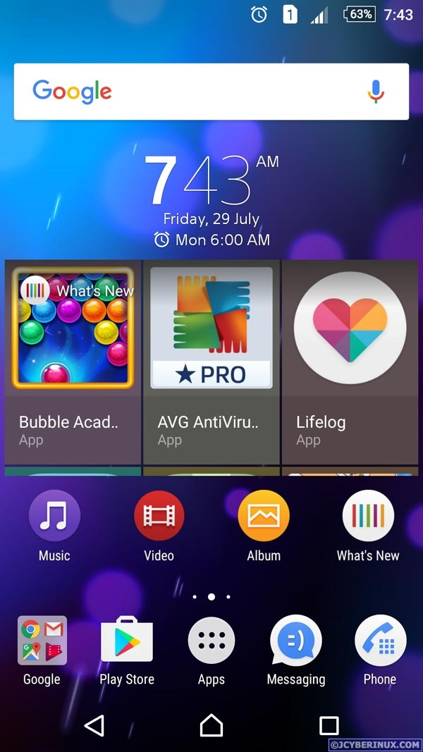 Xperia M5 and M5 Dual - Android 6.0 Marshmallow