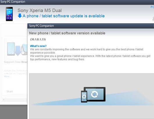 Xperia M5 and M5 Dual - Android 5.1 Update