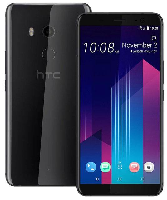 HTC U11 and U11 Plus