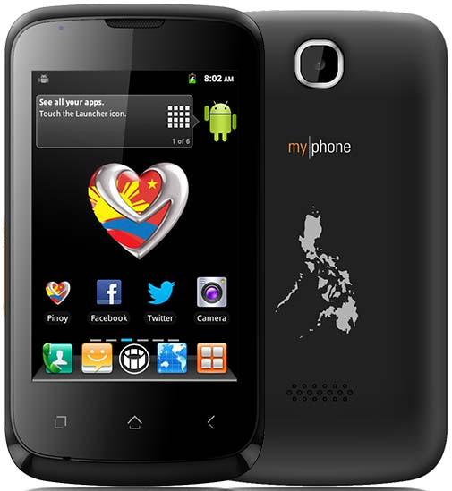 MyPhone A818i Slim
