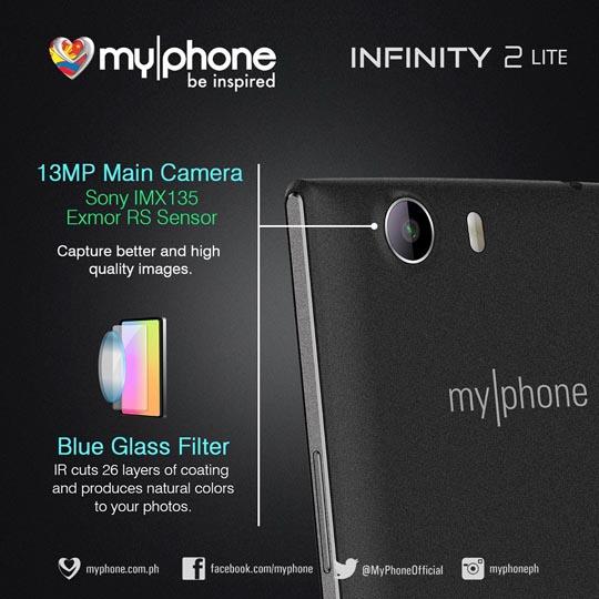 MyPhone Inifinity 2 Lite