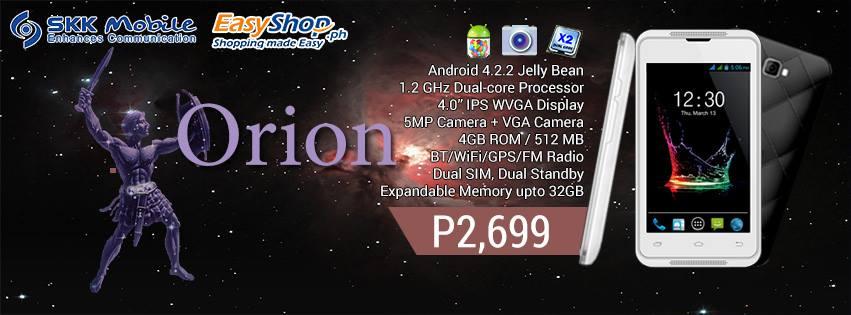 SKK Mobile Orion
