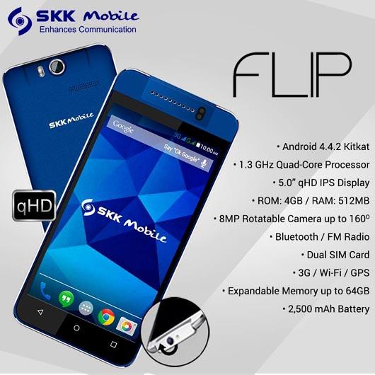 SKK Mobile Flip