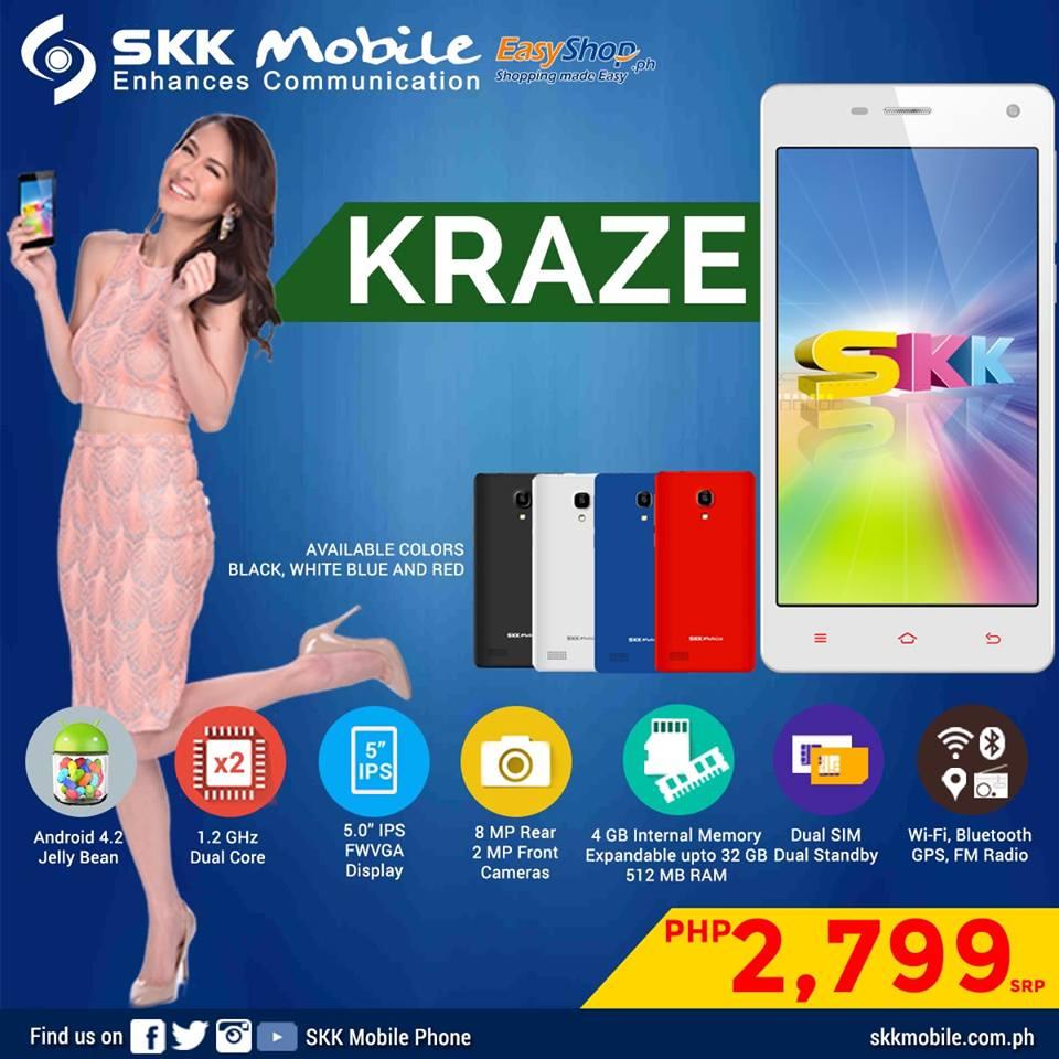 SKK Mobile Kraze