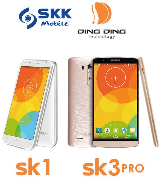 SKK Mobile - Ding Ding SK3 Pro
