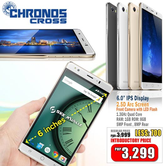 SKK Mobile Chronos Cross