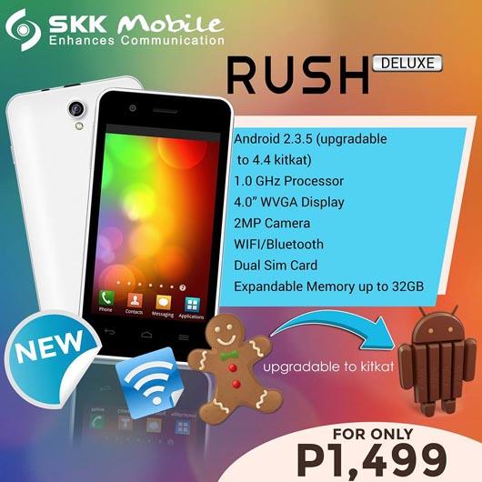 SKK Mobile Rush Deluxe
