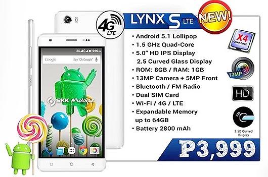 SKK Lynx S LTE