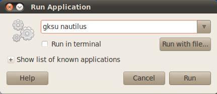 Ubuntu Delete Folders and Files via Terminal and Nautilus