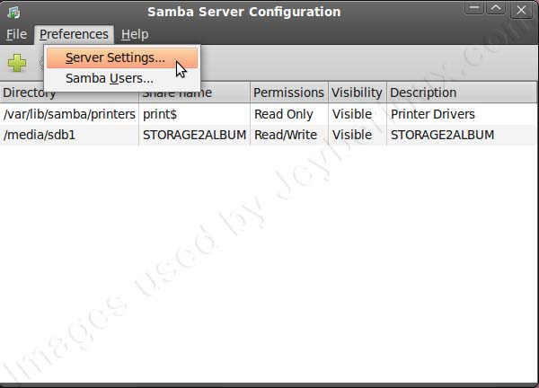 Samba Sharing Folders and Files to Windows-based users on the Network in Ubuntu