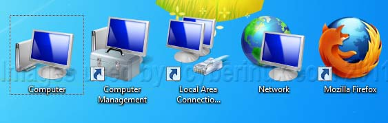 How to Change the Desktop Icon Size on Windows 7
