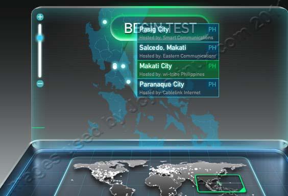 Check my internet speed