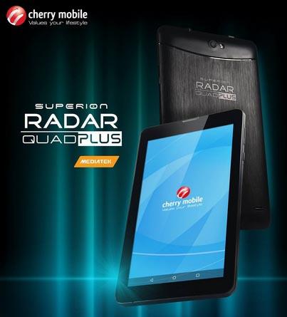 Cherry Mobile Superion Radar Quad Plus