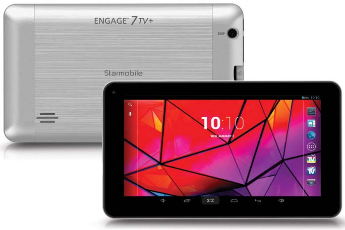 Starmobile Engage 7TV+