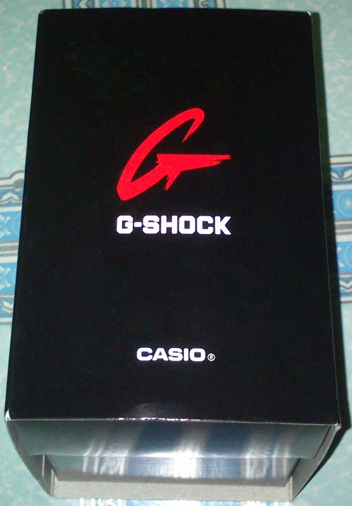 CASIO G-SHOCK GD100-1B
