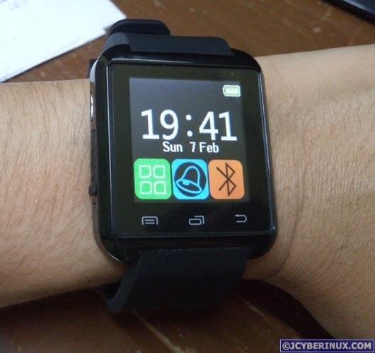 Modoex M8 Bluetooth Smartwatch