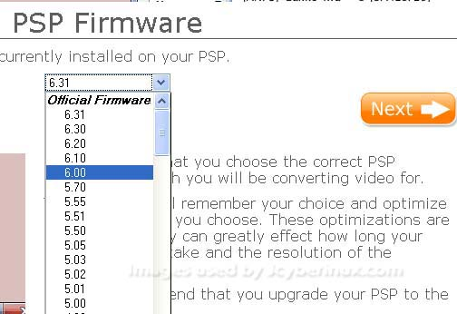 How to Install and Use PSP Video 9