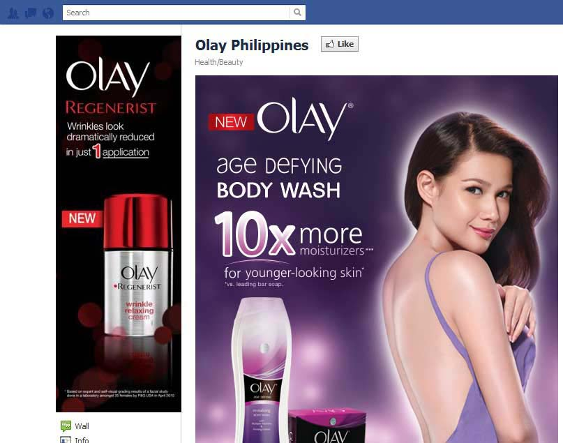 OLAY - Get whitening and anti-ageing benefits